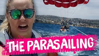 PARASAILING ADVENTURE (Beauty Trippin)