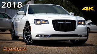 2018 Chrysler 300 S - Ultimate In-Depth Look in 4K