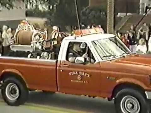 1996 Hamlet N.C. Christmas Parade