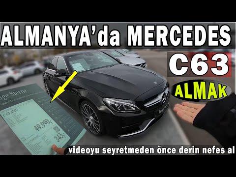MERCEDES C63s AMG ALMANYA PiYASASI. TÜRKiYE'deki Araba Sevdalilari,kücük Dilinizi Yutacaksiniz: