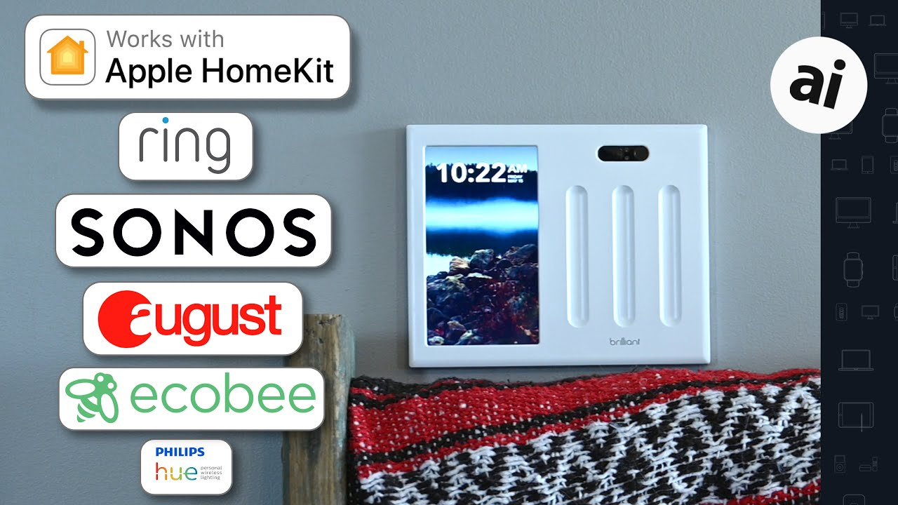 Review: Brilliant home automation system with HomeKit lives up to its name