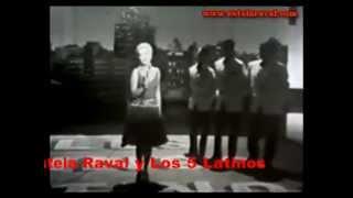 ESTELA RAVAL Balada de la trompeta / y Los 5 Latinos / video 1965