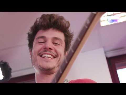 MIKI improvisa con la GUITARRA ELÉCTRICA | ENSAYOS EUROVISIÓN | OT 2018