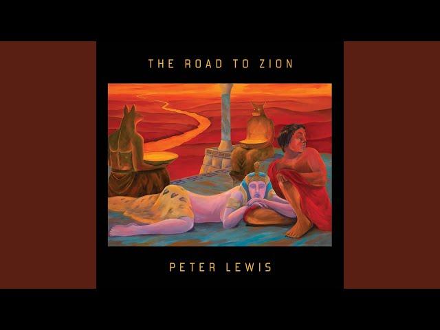 "Новости лентоводства: Peter Lewis ""The Road to Zion"" мастер-лента"