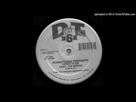 Romanthony~Trust [Kerri Chandler Dub]