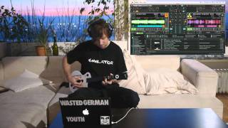 Tutorial: How to connect Guitar Hero Wii Controller with MAC and Traktor-Pro2