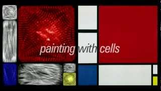 Painting with cells