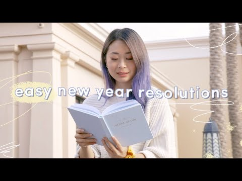 10 Easy New Year Resolutions Ideas for 2021 🎊