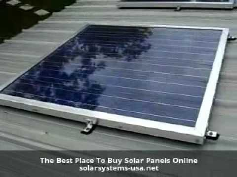 The Best Place To Buy Solar Panels Online