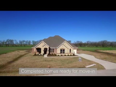 Welcome to Meridian Homes & JT Hyland Homes in  Avery Ranch, Justin