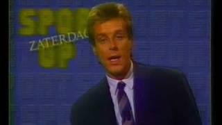 BRT TV1 - Sport op Zaterdag, met Frank Raes (27 augustus 1988) (deel 1)