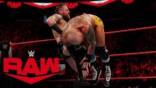 Aleister Black vs. Eric Young: Raw, Feb. 3, 2020