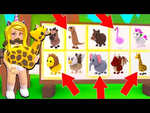 buying-all-the-new-safari-pets-in-adopt-me!-(roblox)