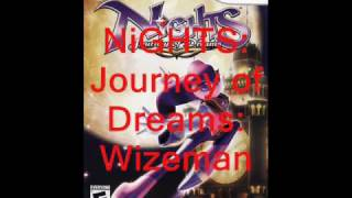 NiGHTS Journey of Dreams Music: Wizeman Theme