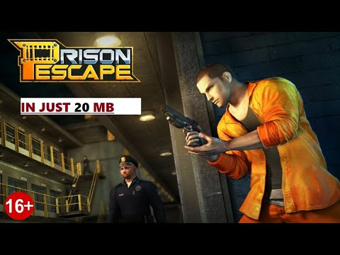 🔥Best Prison Escape Game For Android In Just 20 MB🔥