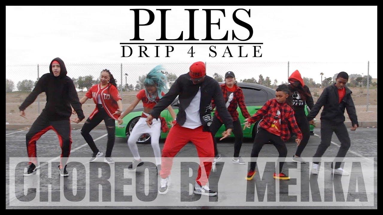 Plies Drip 4 Sale | Choreo By Mekka | Filmed By Lyken Apparel