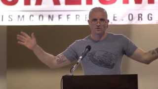 China Miéville: Marxism and Halloween - Socialism 2013