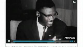 Congo :  Patrice Lumumba (3) (La dernière entrevue avant sa mort))