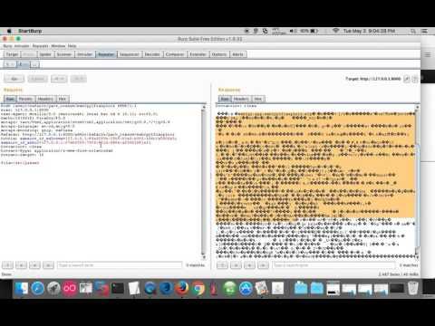 web2py 2 14 5 LFI Vulnerability - YouTube
