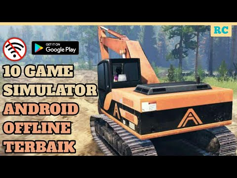 10 Game Simulator Android Offline 2020