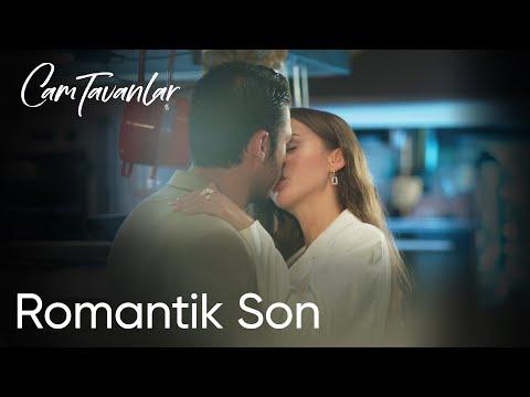 Cam Tavanlar 2. Bölüm | Romantik Son #Leycem