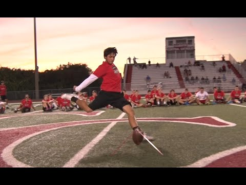 Jose Borregales | No.9 Kicker in the Nation | 2015 Underclassman Challenge