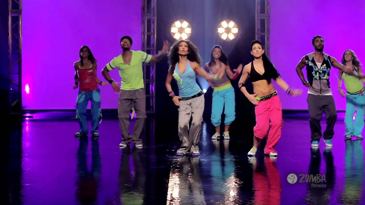 Zumba fitness exhilarate™ activate youtube