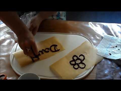 diy-super-easy-schokoladen-deko,-#tortendeko-selbst-gemacht,--kommunion,hochzeit;geburtstag,..