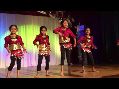 Dancing Doll performance CTS 2015 Annual Day- Song Pistah, Naan Romba Busy, Maari