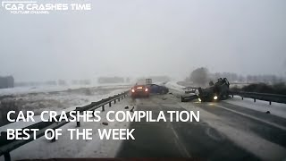 Car Crashes Compilation - Best of the Week