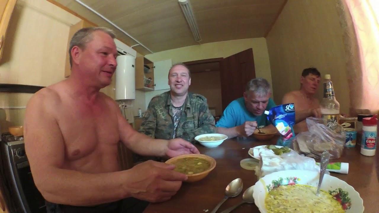 Поездка в Астрахань за селедкой 2019
