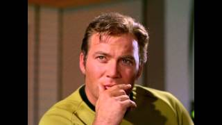 Star Trek: TOS - This is captain Kirk (Ordered the destruction of Enterprise)