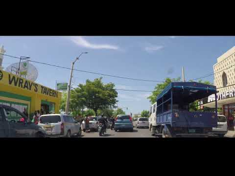 Download King Street, Downtown, Kingston, Jamaica Mp4 baru