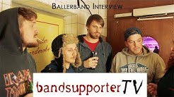 Bandsupporter Contest T.I.P. Darmstadt - Interview Ballerband