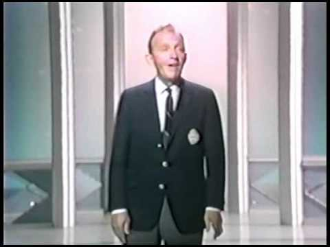 Where The Rainbow Ends BING CROSBY at the HOLLYWOOD PALACE