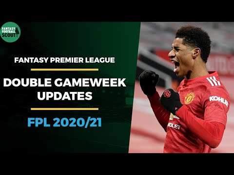 More Double Gameweek Announcements | Fantasy Premier League Tips 20/21