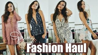 SPRING CLOTHING HAUL | ASOS, Zara, Windsor + More!