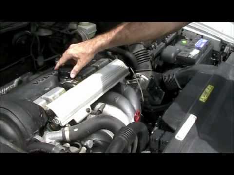 Seafoam Volvo S70 non-turbo 2000 - YouTube