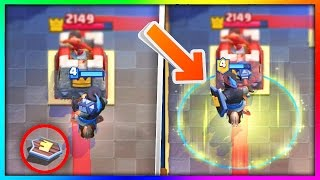 CAN YOU HEAL a BROKEN SHIELD!? | Clash Royale Mythbusters #11!