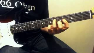 Baby Blue by Badfinger / guitar cover