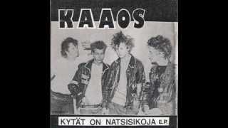 Kaaos / Cadgers (EP 1981)