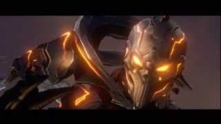 Halo 4: Didact Talking Down The Chief(Badass Villain)