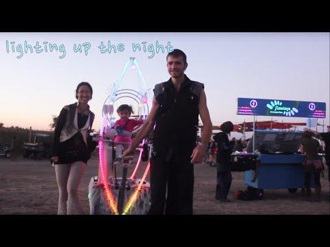 Flowtoys: Flow arts at festivals