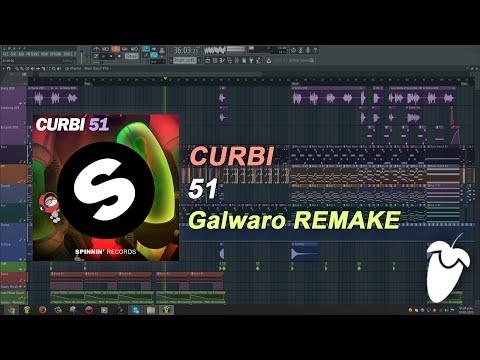 Curbi - 51 (Original Mix) (FL Studio Remake + FLP)