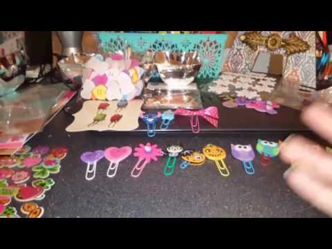 DIY Planner Supplies - Paperclips & Planner Clips DIY