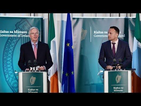 Chief EU negotiator Michel Barnier warns there is a risk of no Brexit deal