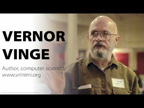 The Singularity and schools: An interview with Vernor Vinge