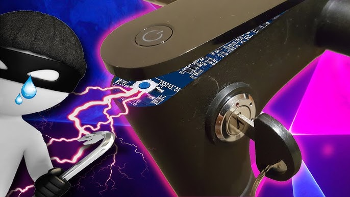 Install A Remote Control Immobilizer To Your Electric Scoote Youtube