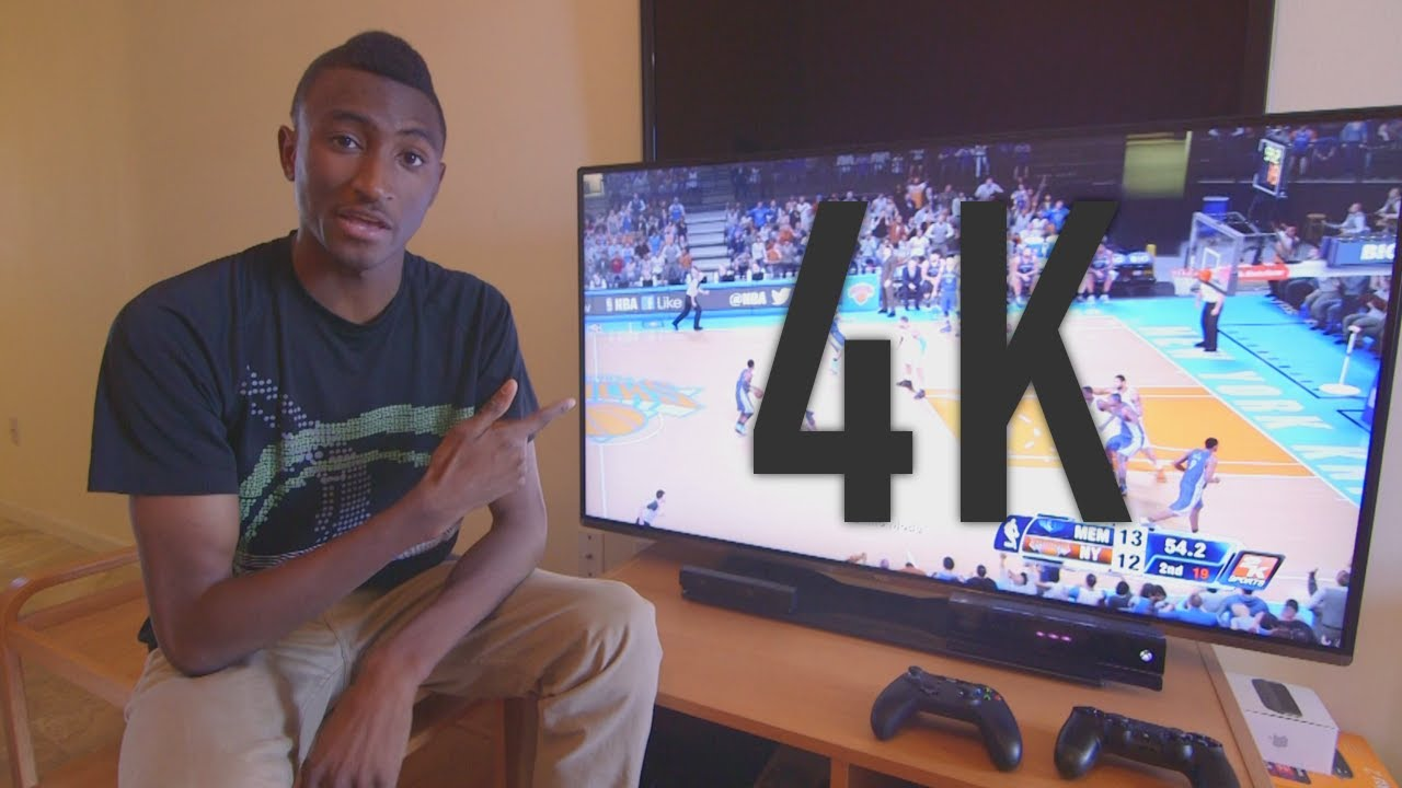 The State of 4K: Early 2014!