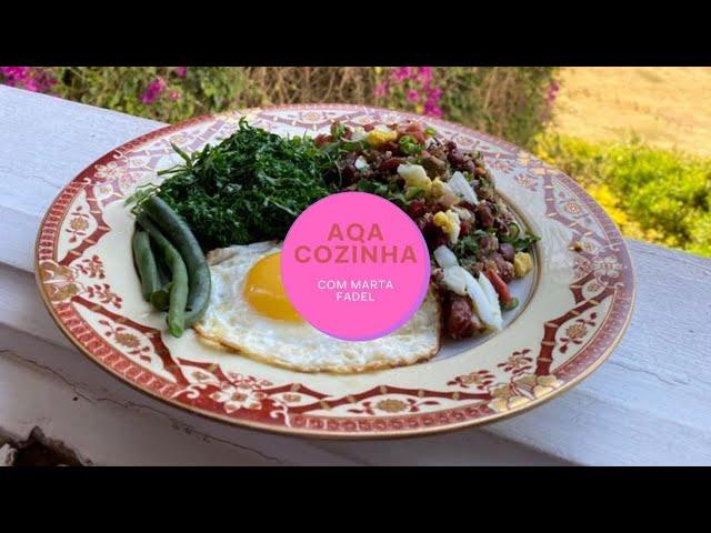 #CozinhaAQA: Marta Fadel
